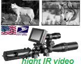 ИК прибор ночного видения прицел камеры