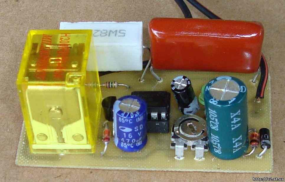 Таймер включения и выключения электроприборов своими руками 577