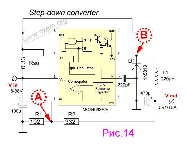 dc dc converter thesis