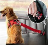 ремень безопасности для собак домашних собак авторемень безопасности жгут зажим контакта рычаг предохранительный