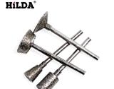 HILDA Алмазные Заусенцы вольфрамовые